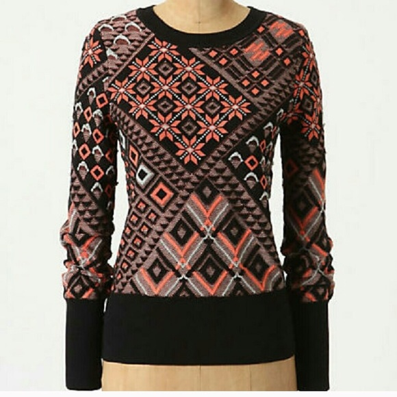 80% off Anthropologie Sweaters - NEW Anthropologie Charlie Robin ...